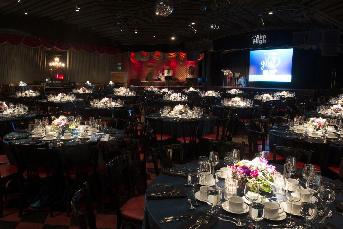 2014 Social Gala, Bimbos 365 Club San Francisco, CA