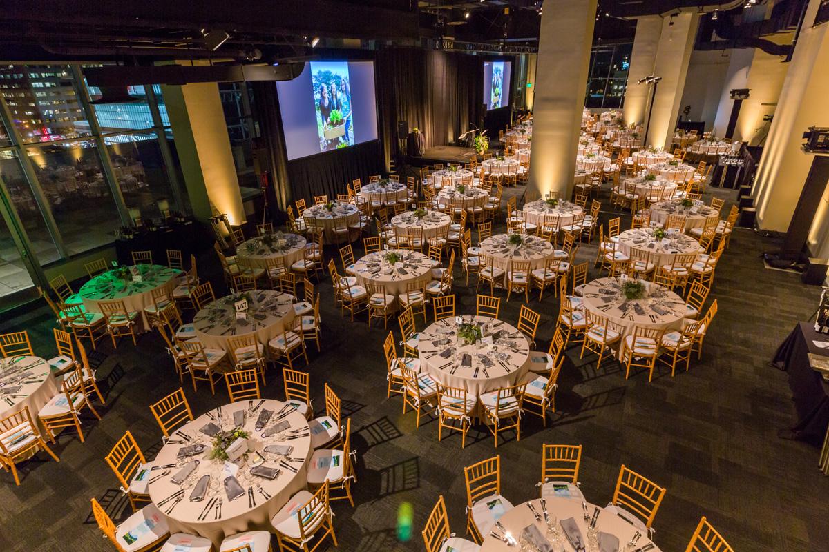 2017 Social Gala, City View at Metreon San Francisco, CA